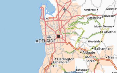Areas we service in Adelaide